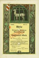 Aktie des Tiergartens Nürnberg